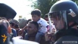 Մերձավոր Արևելքից դեպի Եվրոպա ձգվող փախստականների հոսքի մեջ «հայերը փոքրաթիվ են»