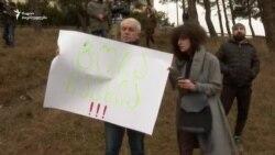 """ქავთარაძის ქუჩის მცხოვრებნი """"ემ კვადრატის"""" წინააღმდეგ"""
