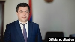 Armenia - Aram Khachatrian, the governor of Lori province, May 1, 2021