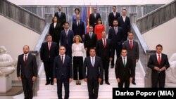 Составот на нова Влада.
