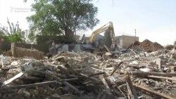 New Demolitions Filmed In Turkmenistan