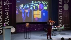 Олегу Сенцову вручили премію Ukrainian ID Award «за ідеали свободи» (відео)