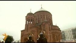 В Москве открылся армянский церковный комплекс