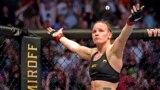 Валентина Шевченко - UFCнин аялдар арасындагы эң жеңил салмактагы чемпиону.