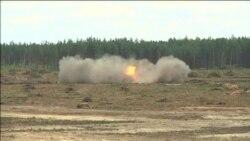Pad ruskog vojnog helikoptera