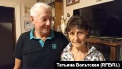 Леонид Романков и Любовь Мясникова – близнецы, выжившие в блокаду
