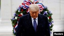 دونالد ترمپ، رئیس جمهور امریکا