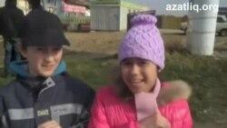 Кырымтатар авыллары Русия гамәлләренә протест белдерде