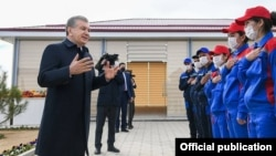The government of Uzbek President Shavkat Mirziyoev has said it wants to see improvements in the NGO sector.