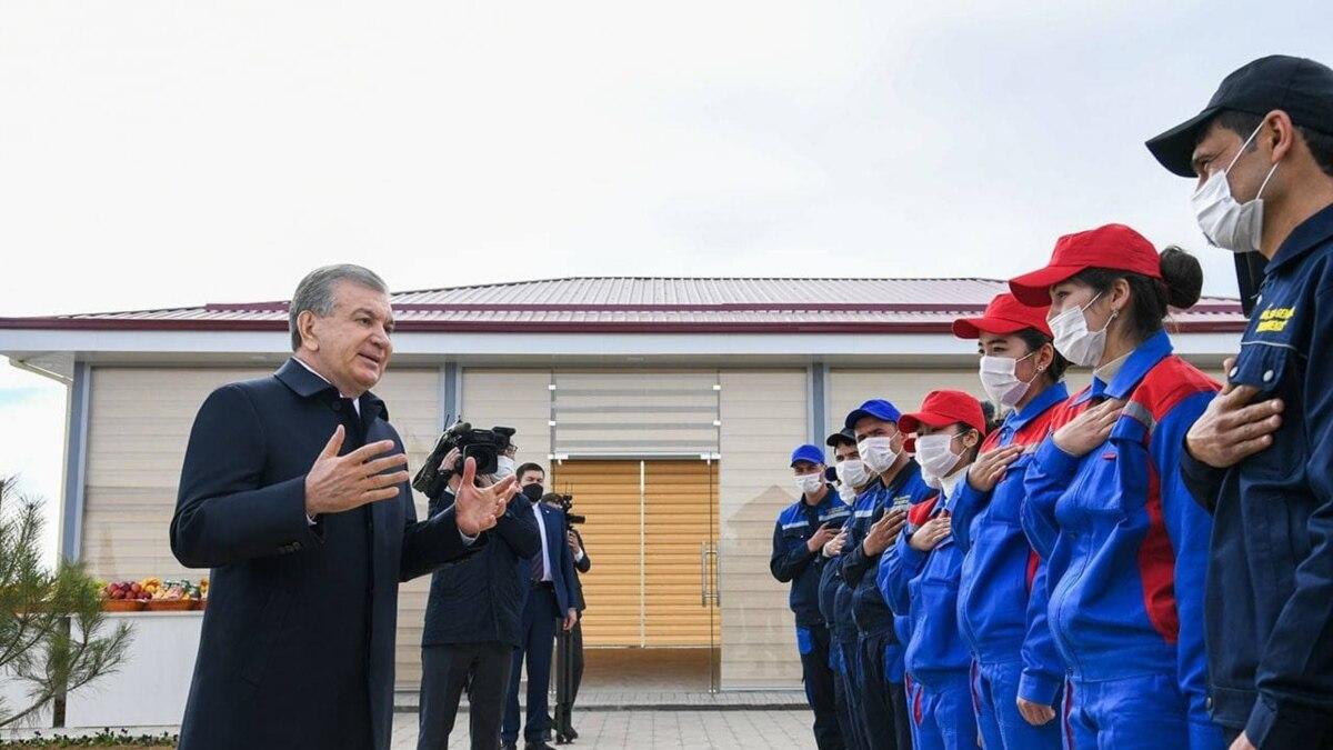 Uzbekistanski zvaničnici sređuju gradove u strahu od posete predsednika