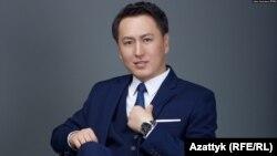Максат Муктаров.