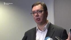 Vučić i Tači: Nastavak dijaloga na visokom nivou