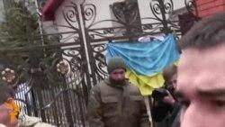 Protesta në mbrojtje të Savchenkos