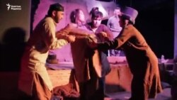 «Лавина» на сцене театра «Жас сахна»