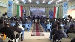 Ёдбуди Нурӣ ва Ҳимматзода дар ҲНИТ