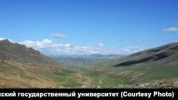 Древние рудники на Горном Алтае.