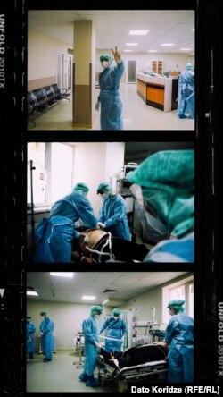 დღის ორი საათი, ერთ-ერთი პაციენტის მდგომარეობა გართულდა