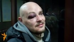 Ukrajinska policija brutalno pretukla dva RFE novinara