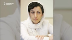 Jailed Iranian Activist Given Press Freedom Award In Absentia