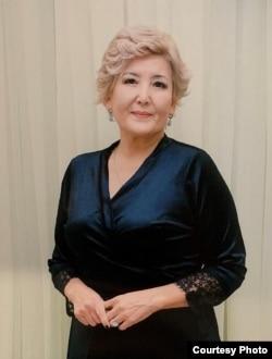 Республикалық психикалық денсаулық ғылыми-практикалық орталығының психиатры Айгүлім Әбетова.