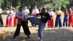 «Батько» бойового гопака Володимир Пилат про козацтво