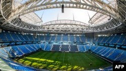 Арената в Санкт Петербург
