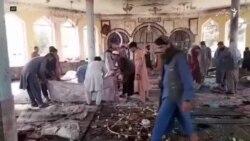 طالبان: در یک انفجار در کندز ۴۶ تن کشته شدند