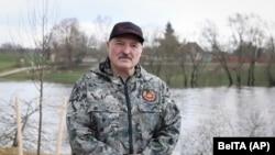 Александр Лукашенко. 17 апреля 2021 года.
