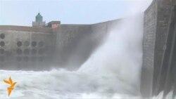 Потужний шторм охопив Великобританію, Францію і Нідерланди