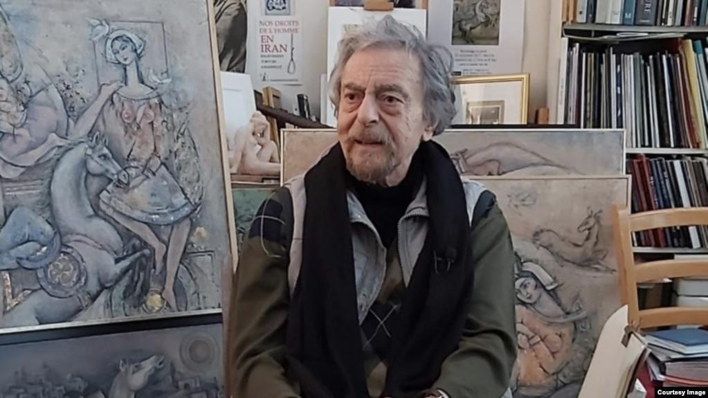 عباس معیری، هنرمند و نگارگر ایرانی