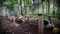 Deca Srbije u ruskim kampovima: Nož i kalašnjikov