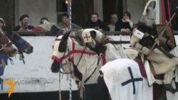 Такое жыцьцё: Рыцарскія бойкі