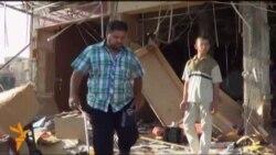 Baghdad Coffee Shop Bombing Kills Five