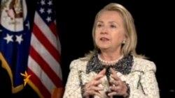 Хиллари Клинтон о гибели американского посла в Ливии