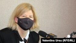 Ambasadoarea Valeria Biagiotti, 26 februarie 2021