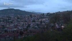 Miris somuna u Sarajevu