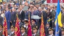 Петр Порошенко поздравил крымчан с Днем Независимости (видео)