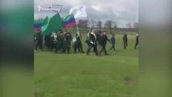 Гонки и скачки в честь муфтия Дагестана
