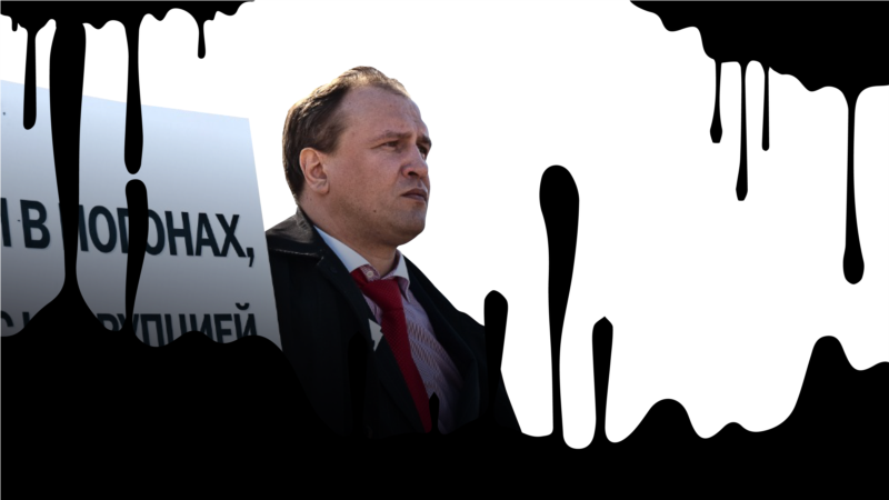 A Siberian Muckraker Exposed Massive Oil Theft. Now Russia Wants To Imprison Him For 11 Years.