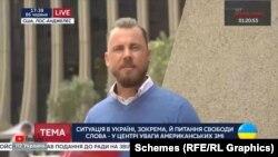 Зрештою журналісти програми «Схеми» встановили: Едуард Катц – підставна особа