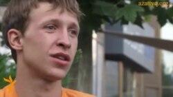 Видеопортрет молодежи: Кирилл Рышков