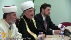 Rusiye müftiyat Radasınıñ reisi Qırımtatar Milliy Meclis prezidiumnen körüşti