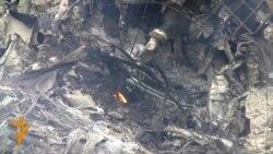 U.S. Military Plane Crashes Near Kyrgyz-Kazakh Border