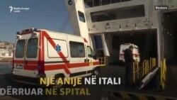 Itali: Të infektuarit me koronavirus vendosen në anije
