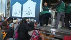 Нов бран бегалци од Сирија кон Турција