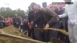 Мәскәүдә Орхан Джемаль белән хушлаштылар