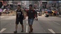 Hong Kong uoči dijaloga