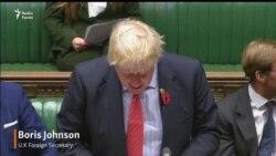 UK Foreign Secretary Boris Johnson Explains Iran Comments