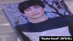 Азизбек Раджабов. Фото из семейного альбома