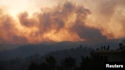 Пожари во Турција